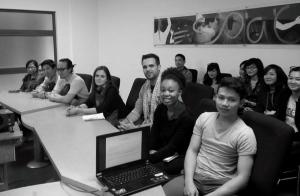 Ce premier concours d'éloquence en Asean attire beaucoup d'étudiants.